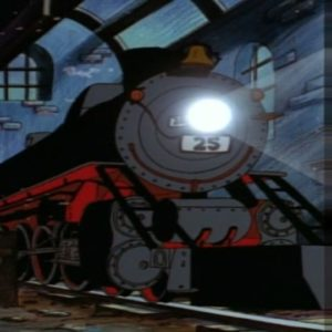 Hey Arnold Ghost Train