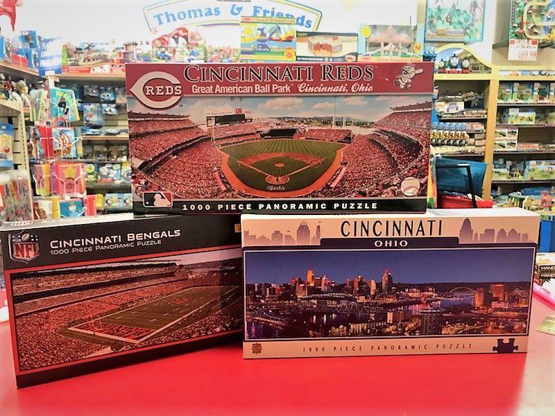 Cincinnati puzzles
