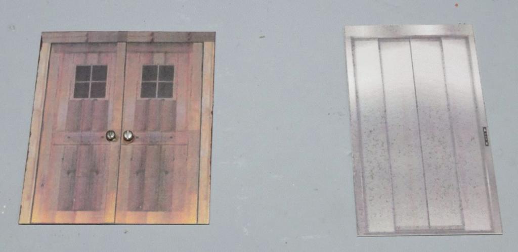 Figure 1. Upper Tram Station Doors