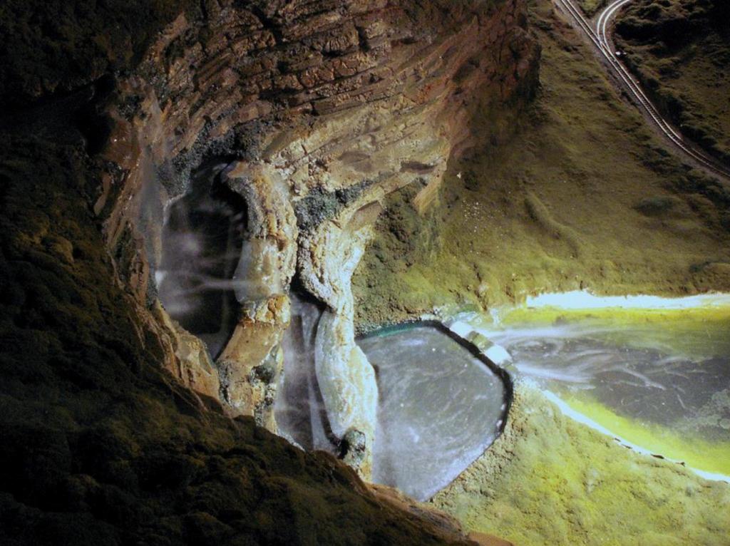 Figure 3. The Waterfall