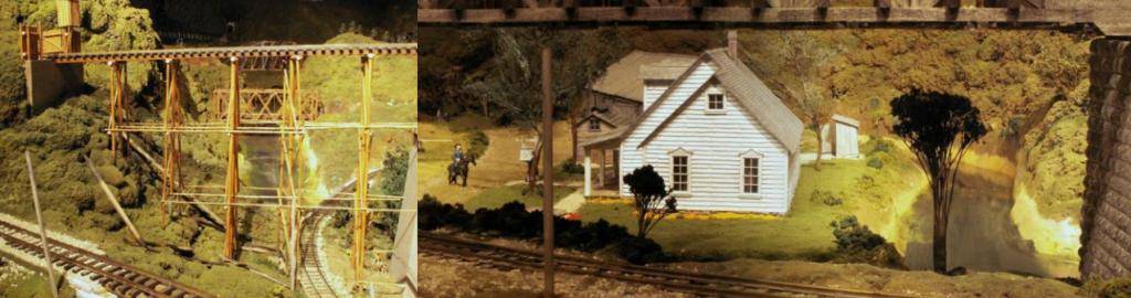 Figure 6.  The River Around the Civil War Camp