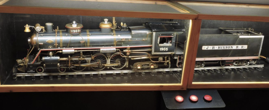 Figure 1. Hudson Locomotive