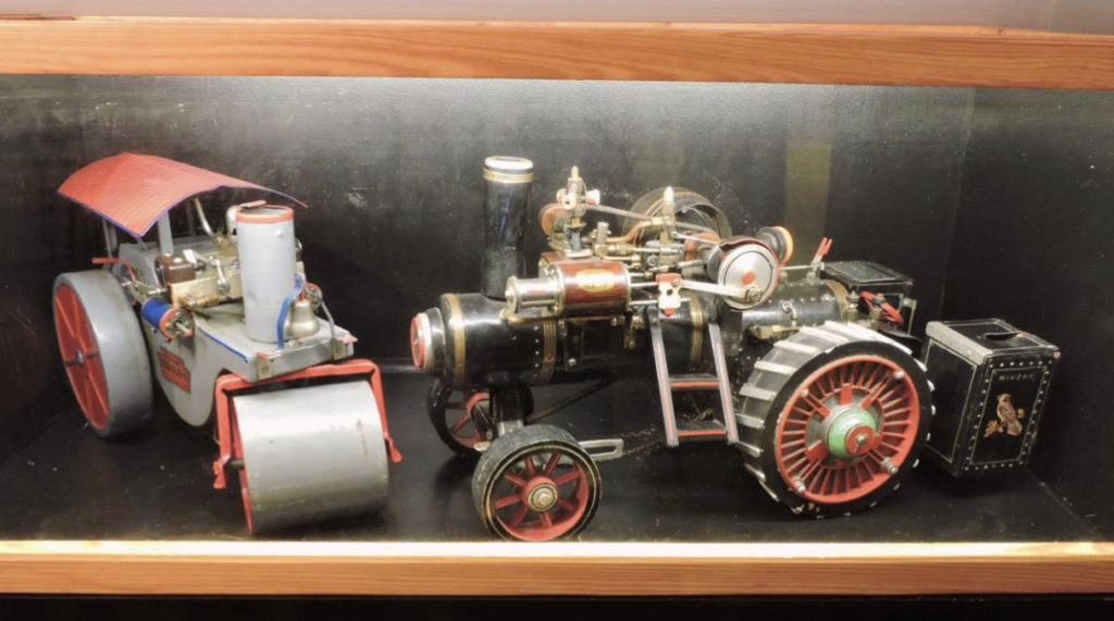 Figure 3. Toy and Model Live-Steamers