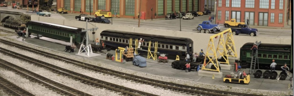 Figure 3. Passenger Car Maintenance Facility