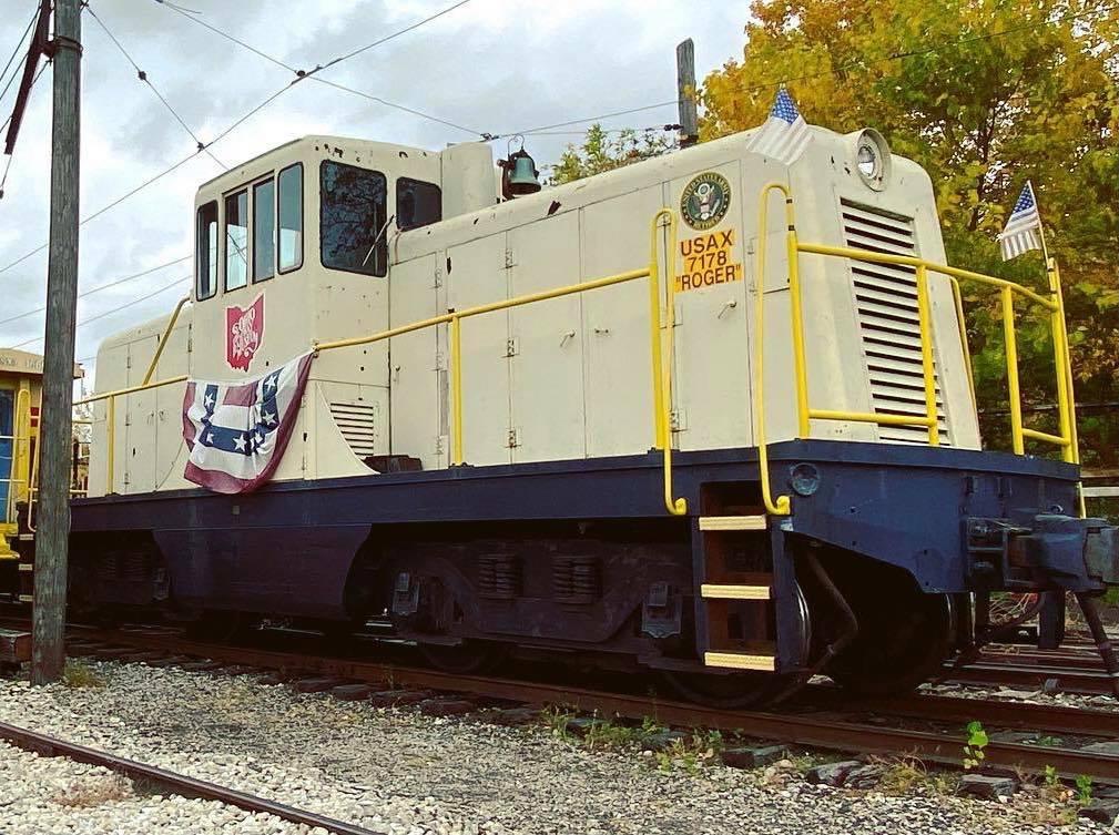 Courtesy of Ohio Railway Museum