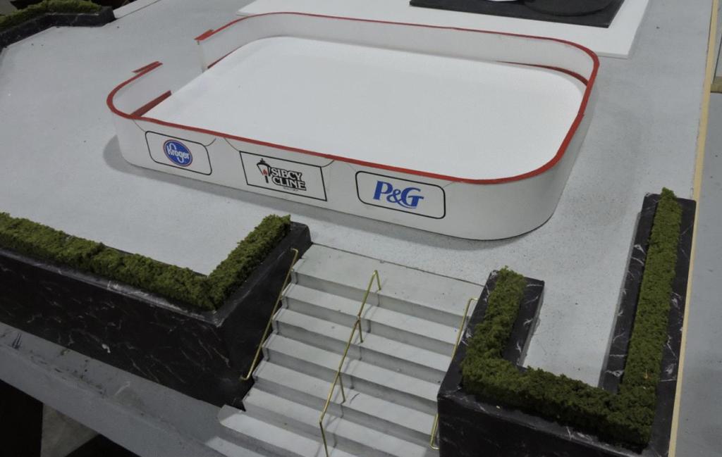 Figure 1. Skating Rink
